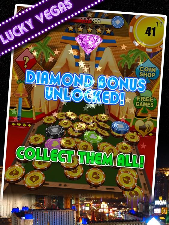Kingdom Coins HD Lucky Vegas - Dozer of Coins Arcade Game screenshot-3