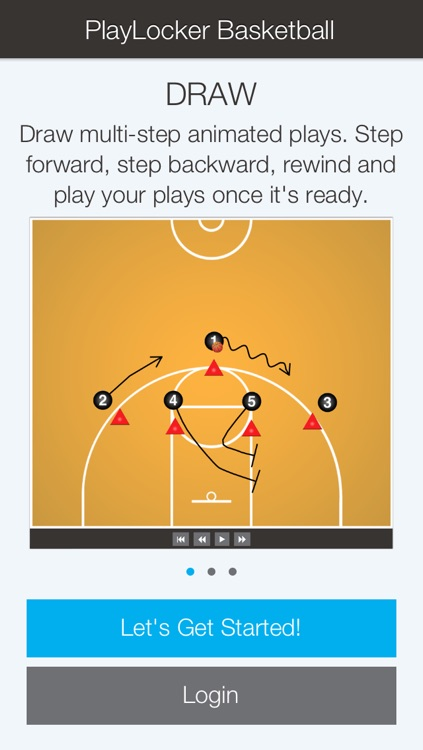 PlayLocker Basketball screenshot-1