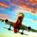비행기 항공기 시뮬레이터 레이싱 비행의 SIM 3D