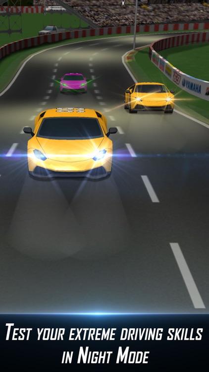 Turbo Sports Car Racing Game - Challenging Thumb Car Race 3D 2016 screenshot-3
