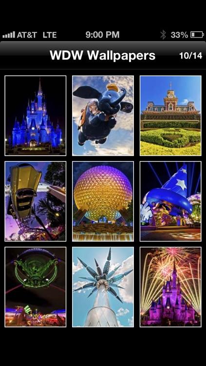 WDW Pics - Walt Disney World Wallpapers screenshot-3