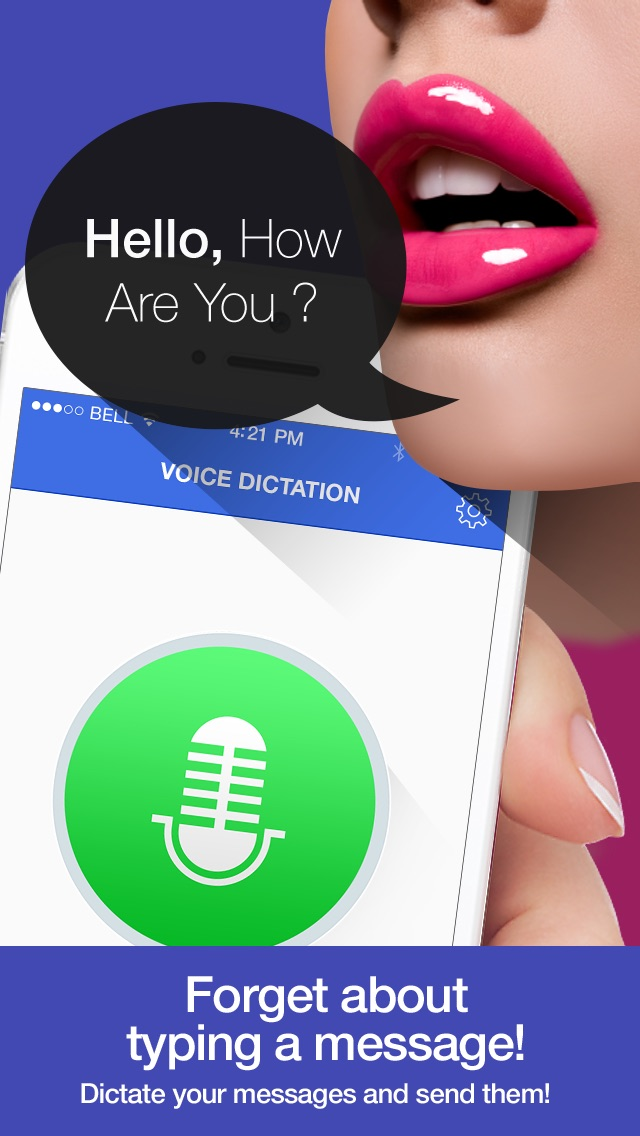 Voice Dictation For Whatsapp review screenshots