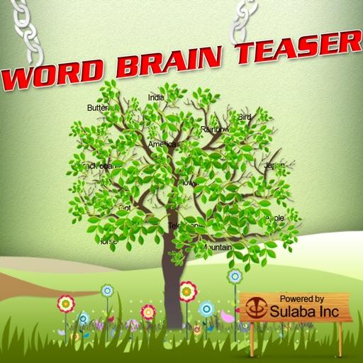 Word Brain Teasers  - Teach, Learn and Quiz English Word