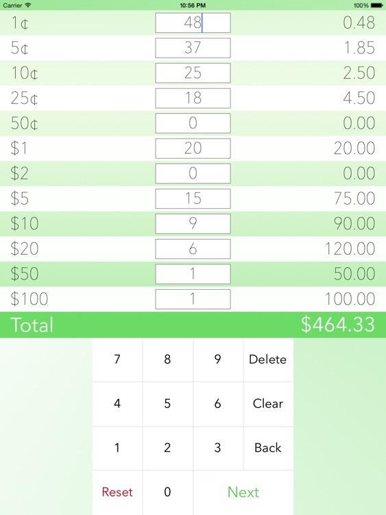 Cash Counter HD