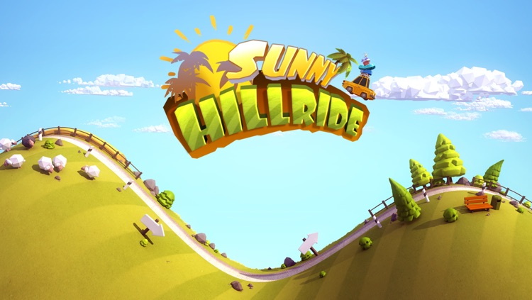Sunny Hillride screenshot-4
