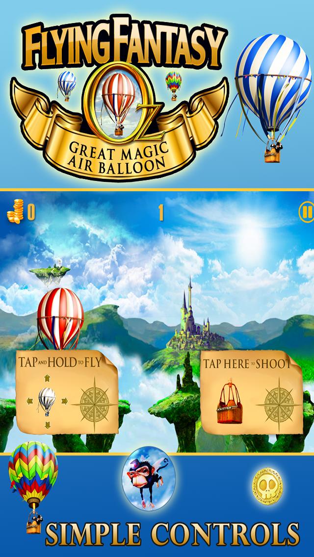 オズフライングファンタジー - グレートレースゲーム魔法の熱気球でのおすすめ画像5