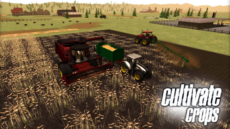 Farmer Sim 2015 screenshot-1