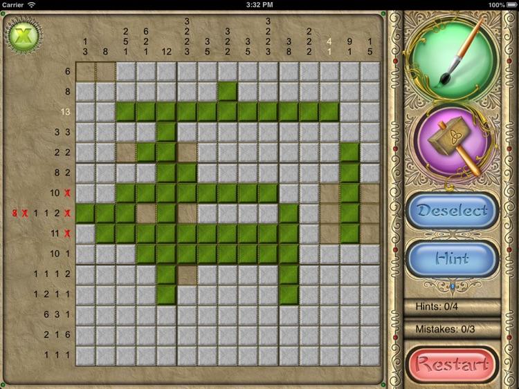 FlipPix Art - School screenshot-3