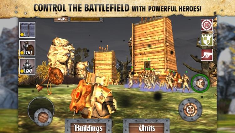 Heroes and Castles Free screenshot-3