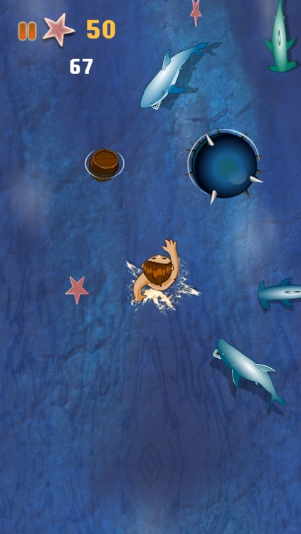Angry Sharks screenshot-3