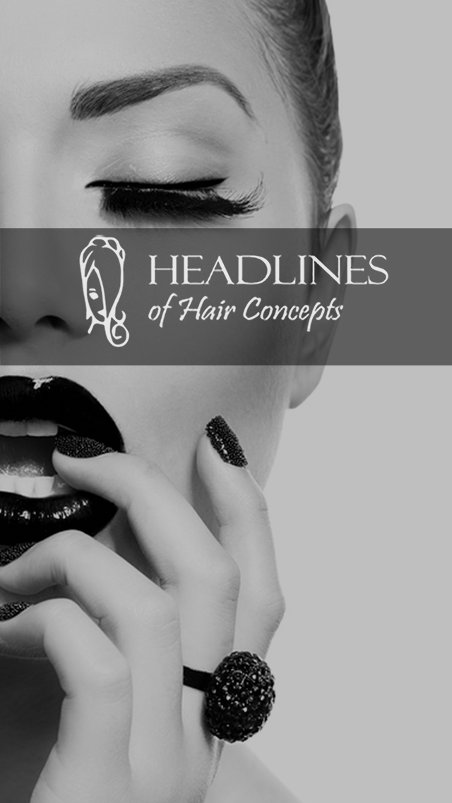 Headlines of Hair Concepts Salon screenshot one