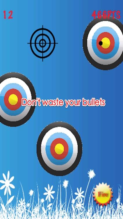 Aim And Shoot Targets: A Gun Professional Sniper Free