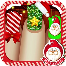 Aaah! Holiday Nails Art Beauty Gallery-Christmas Nail Manicure & Paint