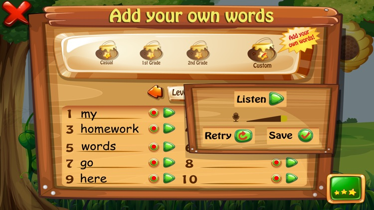 Spelling Bug Hangman Lite- Word Game for kids to learn spelling with phonics screenshot-3