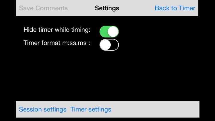 SC Timer Pro screenshot-4