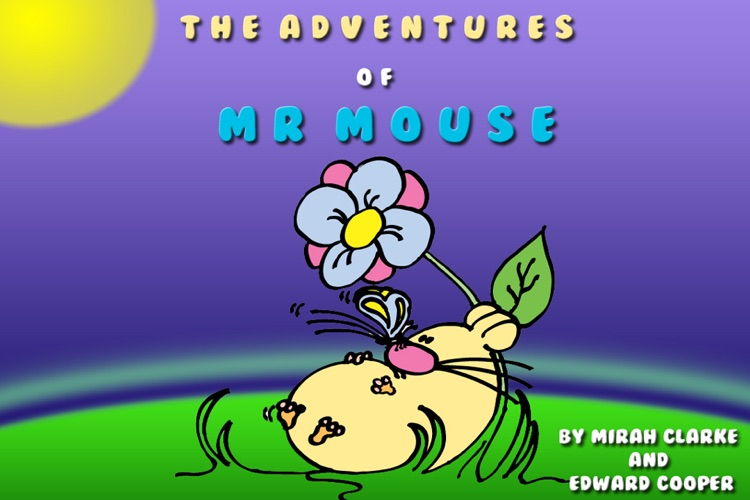Mr Mouse : Kid's Books Interactive - for iPad and iPhone screenshot-4