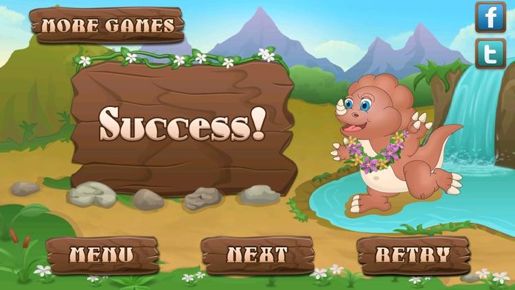Dinosaur Jump: Free Tap Dino Game screenshot-3