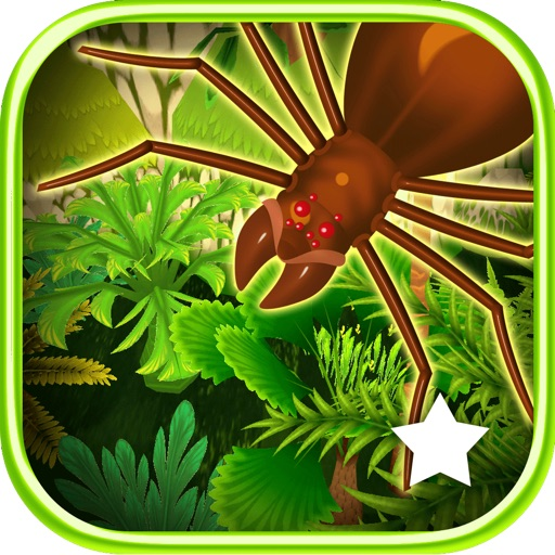 3D Jungle Creep Running Race Battle By Animal Escape Racing Challenge Games Pro