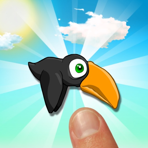 Black Bird - Free Fun Flight Game, Бесплатно Птица Игра