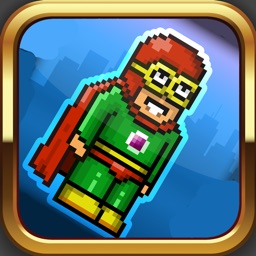 Ace Superhero Run - Ninjas and Knights Racing Game