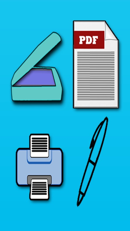 Scanner Professional - (Document writer ,Multipage PDF Scanner , PDF Merger , Photo Editor , map to PDF converter and document Reader for your iPhone and iPad)
