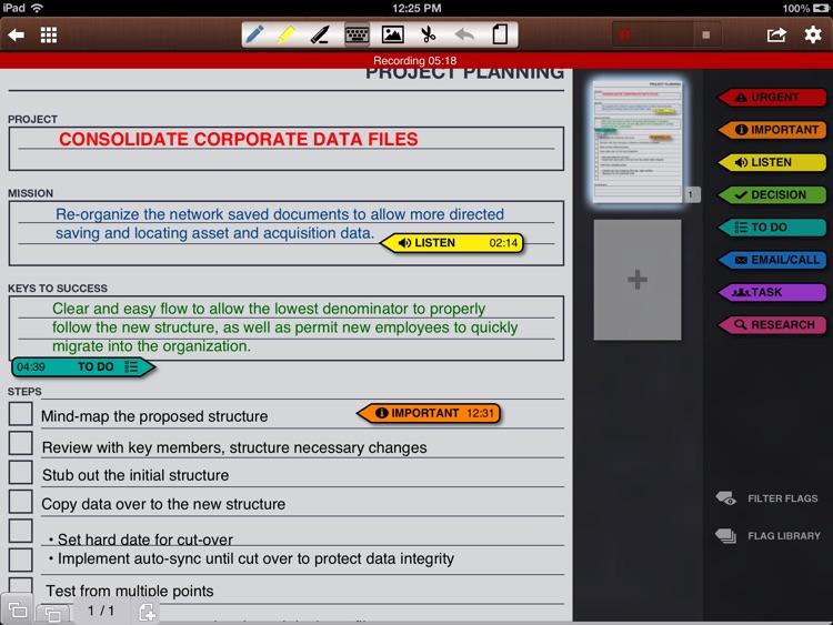 CaptureNotes 2 screenshot-4