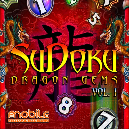SuDoku Dragon Gems Vol.I