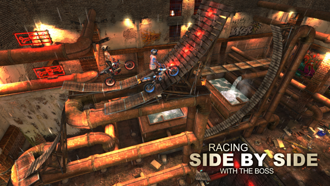 ‎Rock(s) Rider - New Generation for Current iPhone, iPad and iPod touch - (HD Edition) Screenshot