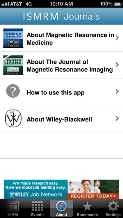 ISMRM Journals screenshot-3