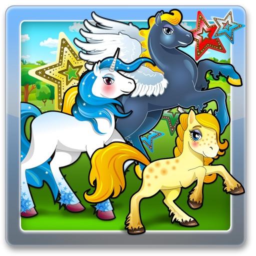 Pretty Little Pony Spiel - My Fun Nette Jumping Ausgabe