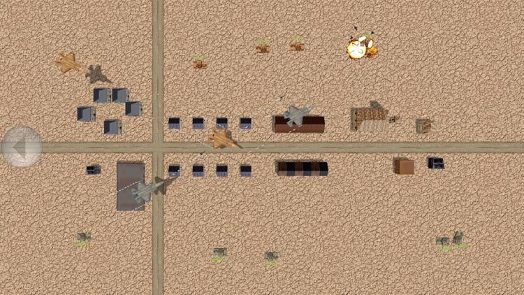 Tank Battle 2D