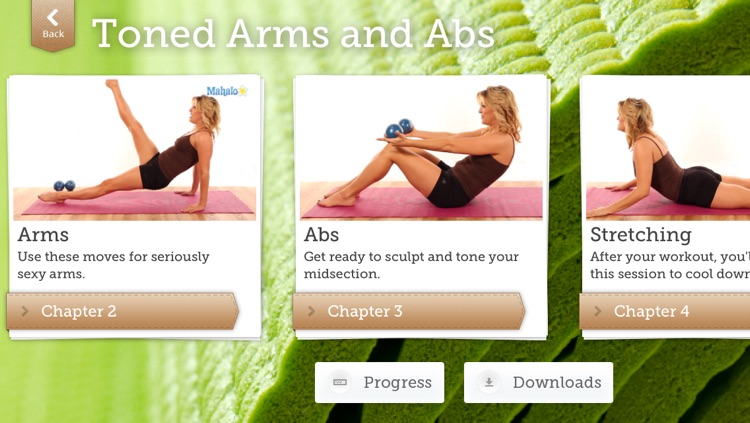 Learn Pilates screenshot-3