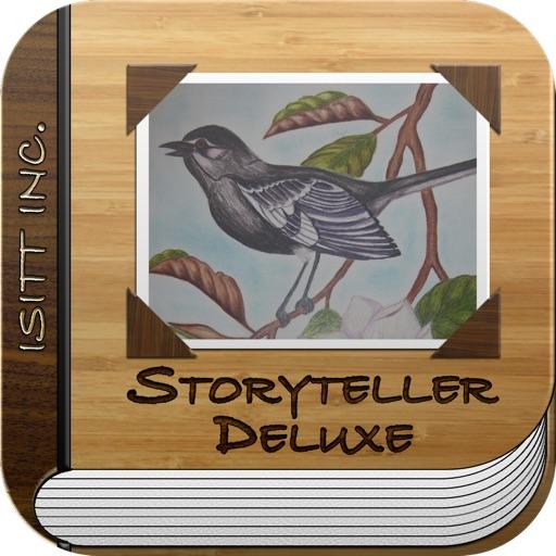 Storyteller Deluxe - Story Creation Made Easy