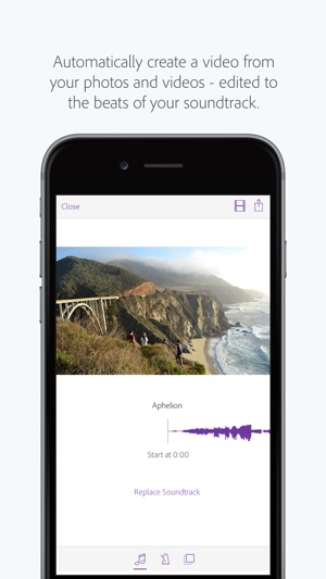 Adobe Premiere Clip on the App Store