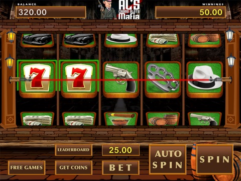 Al's Casino Slots Mafia - Free Game-ipad-1