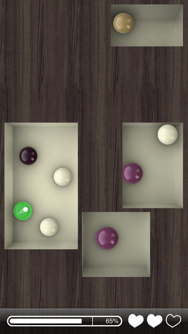 JezzBall 3D screenshot three