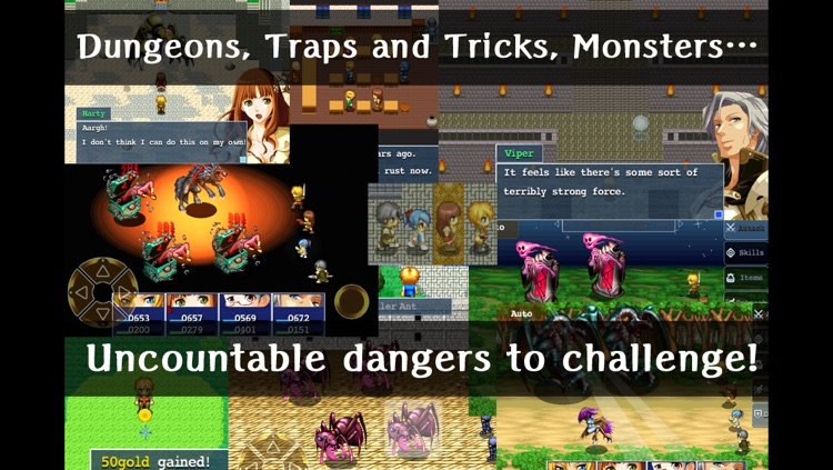 RPG Eve of the Genesis screenshot-4