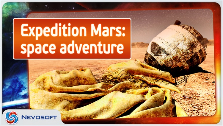 Expedition Mars: space adventure