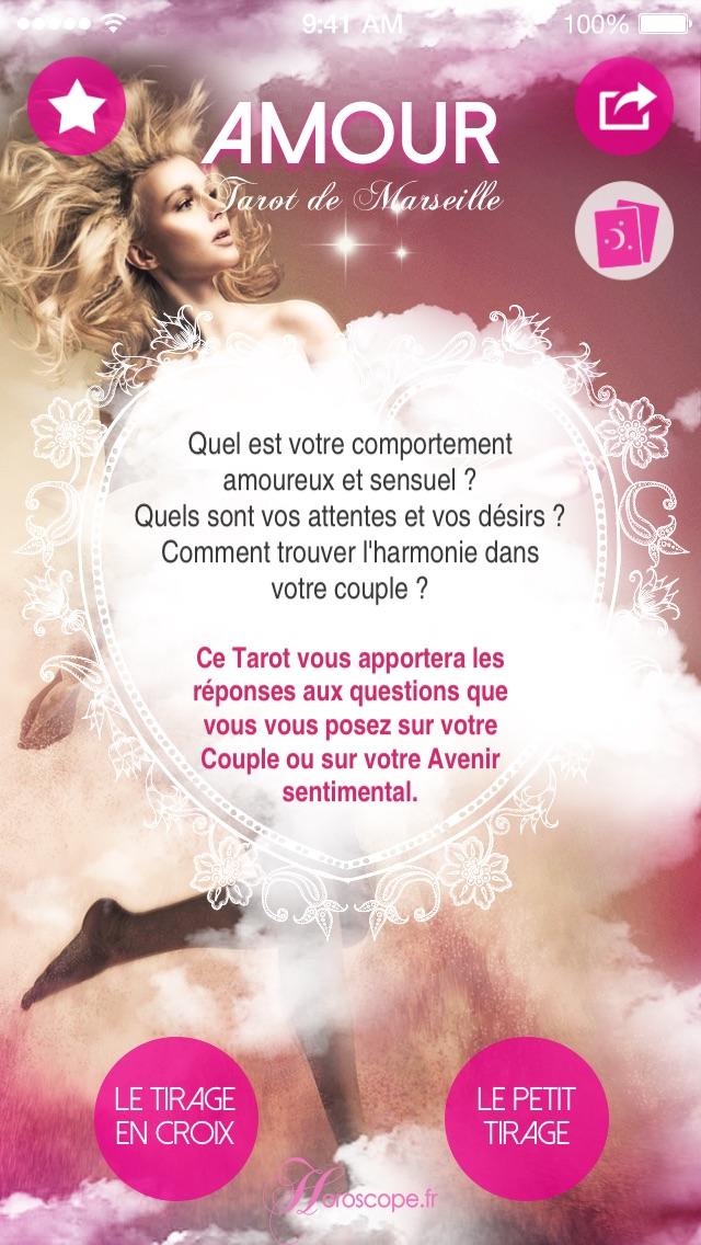 download Tarot de Marseille Amour apps 0
