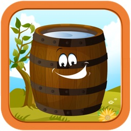Tinky and Minky - Story of a craked barrel + Kids Coloring activities.