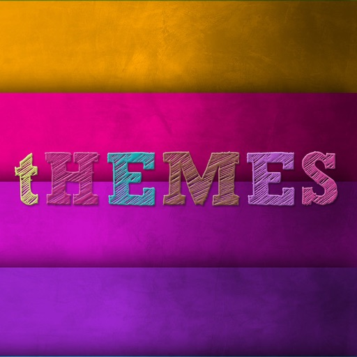 tHEMES - Colorful Themes for iPhone and iPod Touch