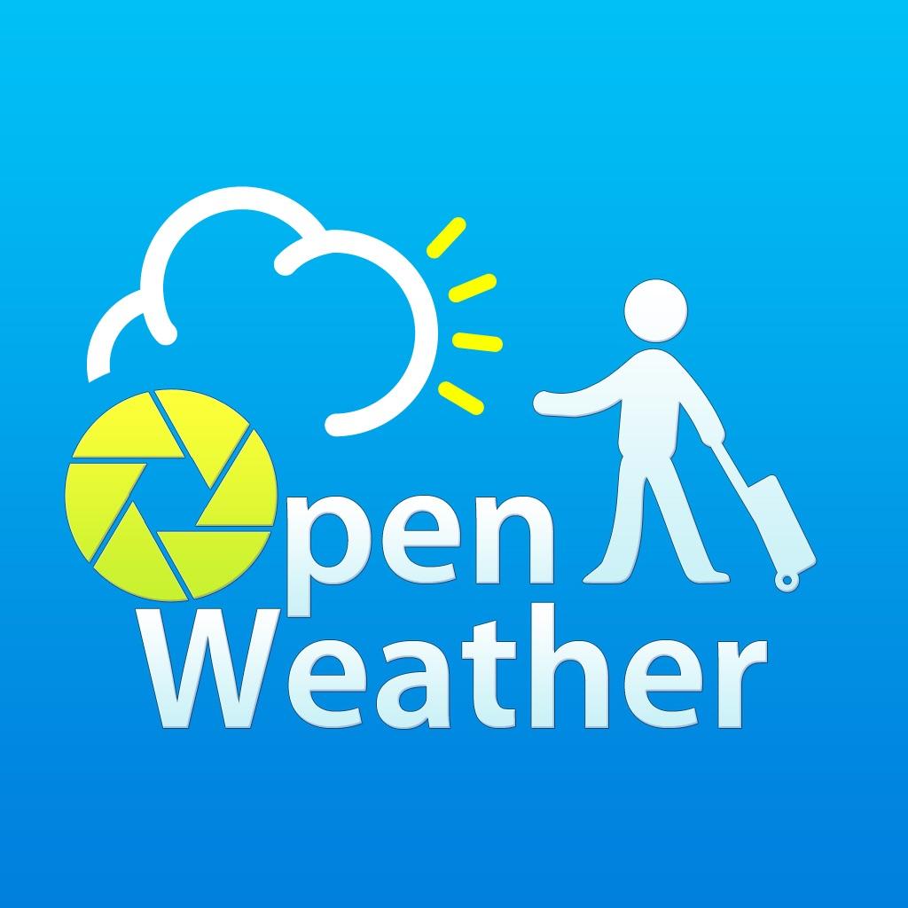 오픈웨더 날씨(기상청, 여행날씨, 날씨카메라, 알람)