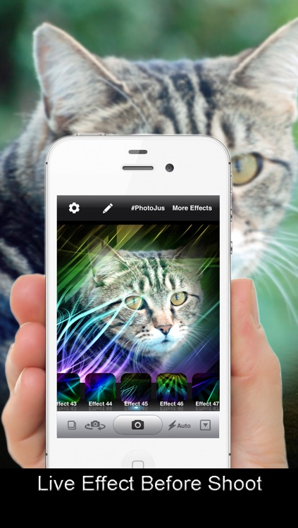 Ace PhotoJus Space FX Pro - Pic Effect for Instagram screenshot-3