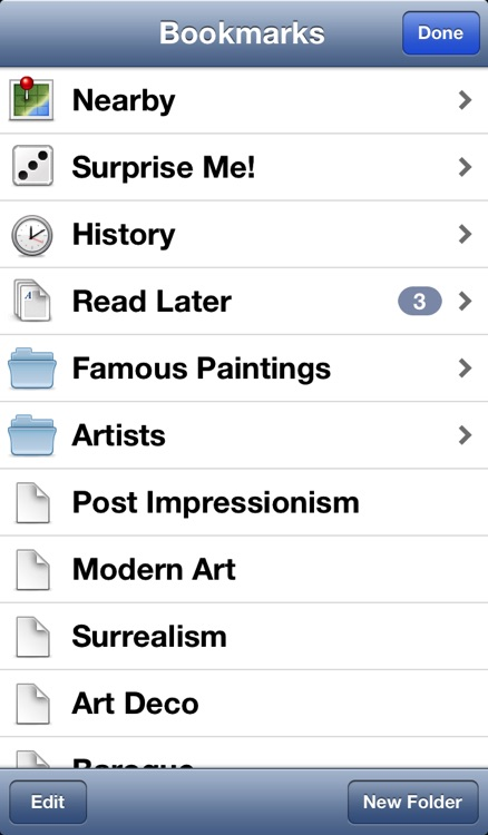 Articles for iPhone screenshot-3