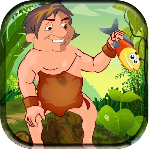 Croods Caveman Challenge - Stone Age  Fishing Frenzy Full