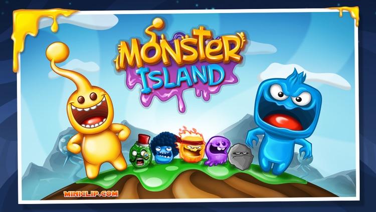 Monster Island Begins