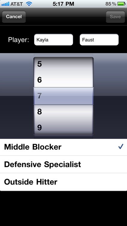 Volleyball Coach Pro screenshot-3