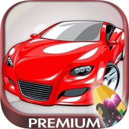 Paint cars magic - Princess coloring pages- Premium