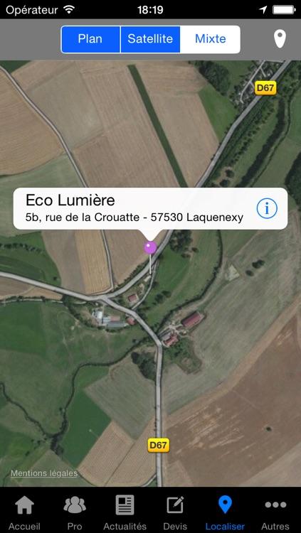 Eco Lumière screenshot-3