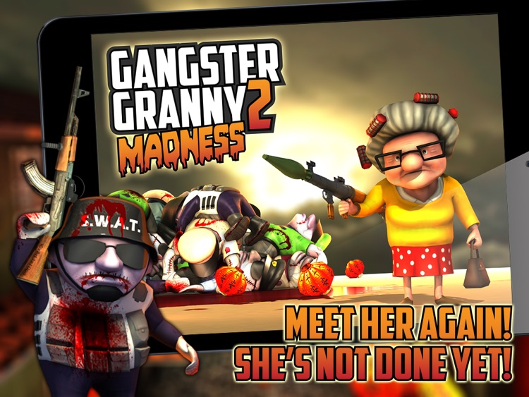 Gangster Granny 2: Madness HD